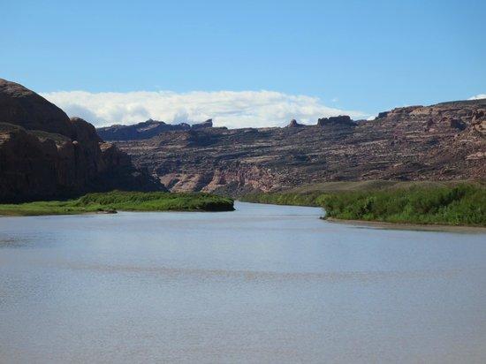 Potash Road : Colorado River