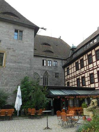 Hotel Burg Colmberg: Hotel entrance