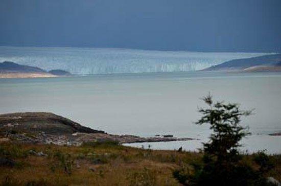 Adventure Domes Ecocamp Patagonia: glacier
