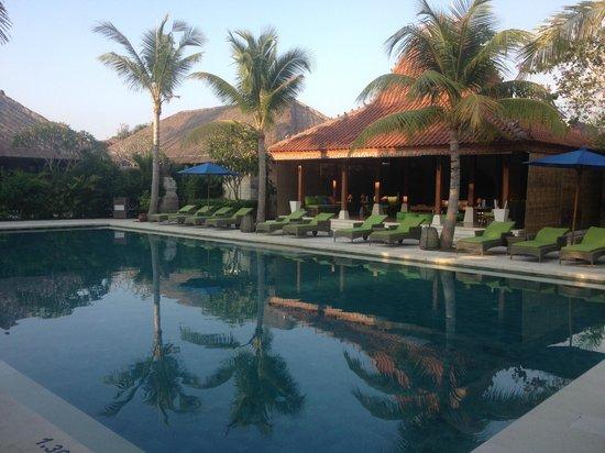 Sudamala Suites & Villas: Sudamala, Sanur, pool area