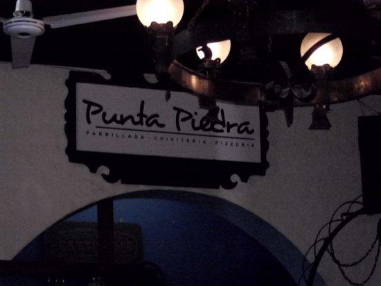 Punta Piedra: nombre
