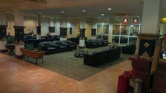 Blue Pearl Hotel : Lobby area