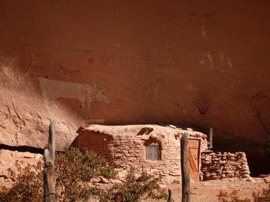 Antelope House Tours : cow ruins