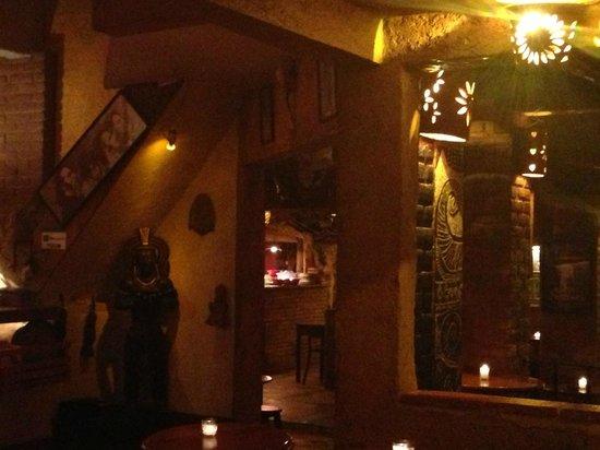 La Villa Bonita Culinary Vacation: a nearby nightclub :)