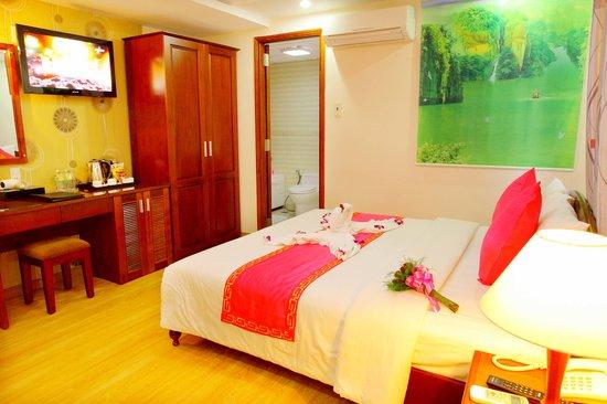 Hanoi Golden 3 Hotel : Deluxe Seaview