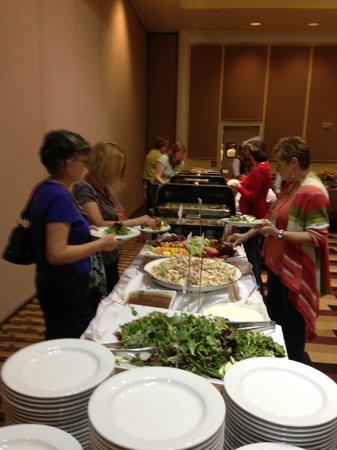 Sheraton Sonoma County - Petaluma : food