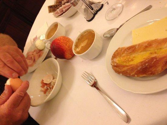 Hotel Nord Nuova Roma : Breakfast options