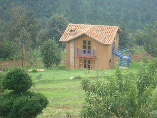 Cabanas Sergia Torres: cabaña pequeña