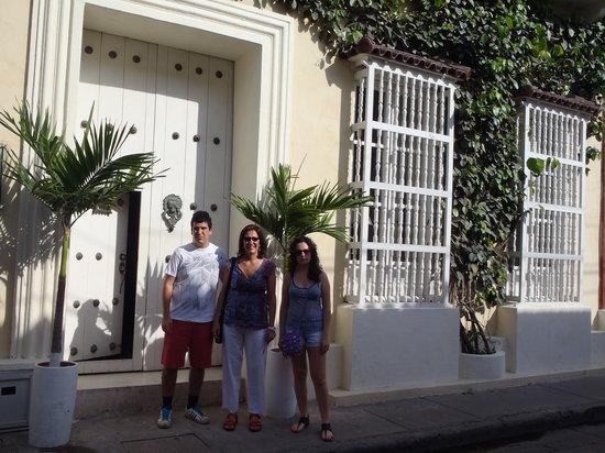 Hotel Casa Lola: Fachada Lola