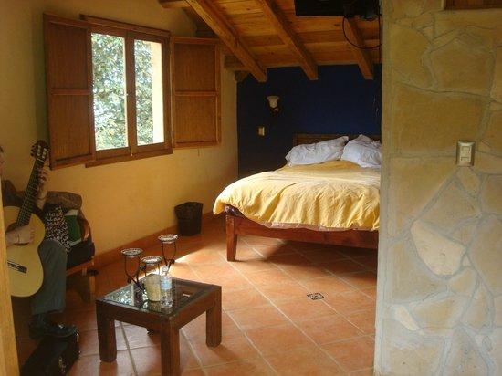 Cabanas Sergia Torres: suite