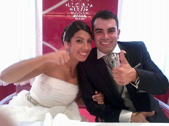 La Pradera Campanal: Alejandro y Jessica