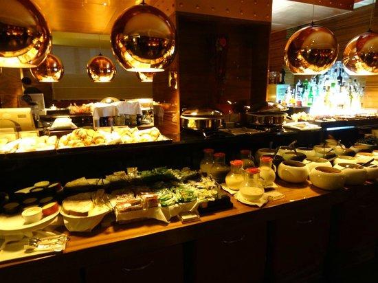Starhotels Ritz : Frühstück