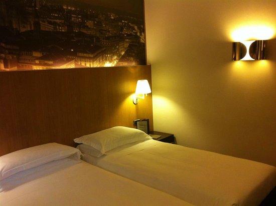 Starhotels Ritz : Zimmer
