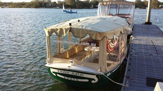 Malu Os Eco Boat Hire Noosa