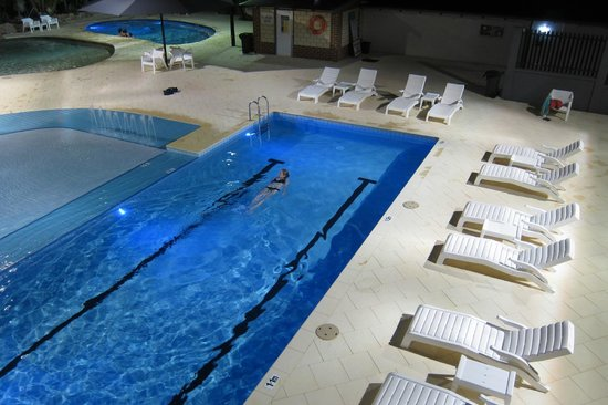 Karrinyup Waters Resort: New pool area