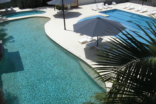 Karrinyup Waters Resort : New pool area