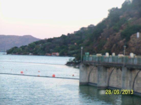Hartbeespoort Dam: dam