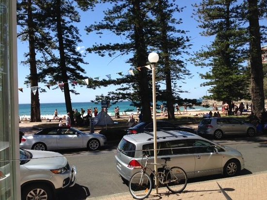 Manly Wine: The View!!!