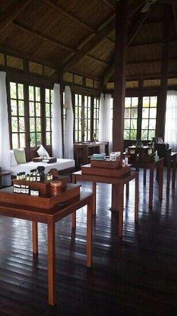 Ana Mandara Villas Dalat Resort & Spa : Spa