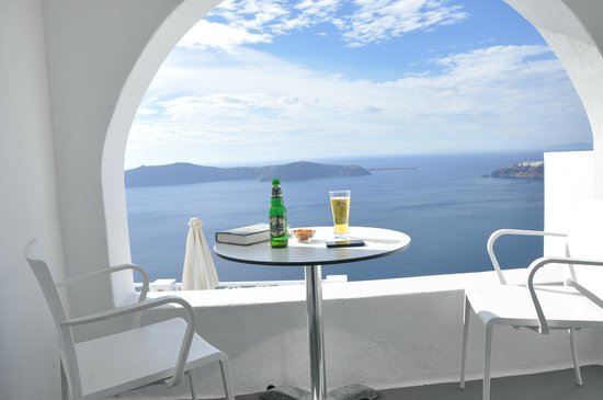 Regina Mare Hotel : Amazing balcony view...