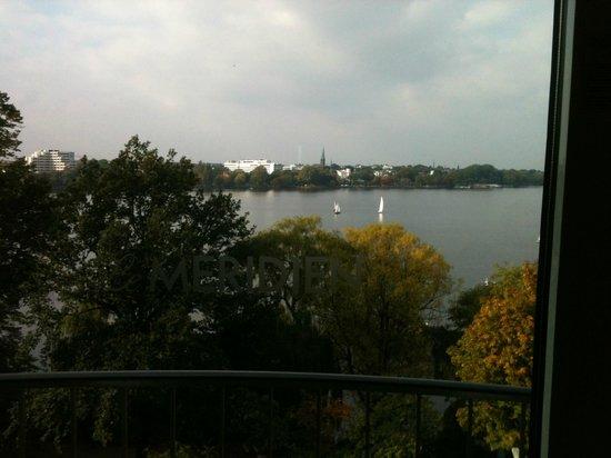 Le Méridien Hamburg: View