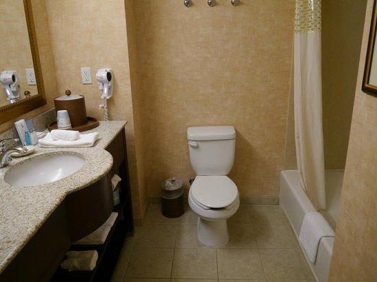 Hampton Inn & Suites Redding : Klo