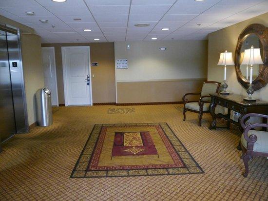 Hampton Inn & Suites Redding : Aufzug