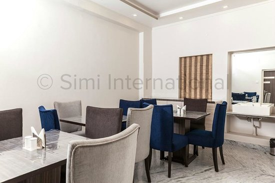 Simi International - The Imperial Guest House : A place to dine, and to network with other executives!