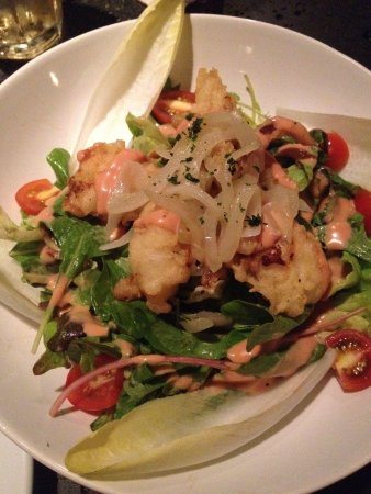 Salt Aree: Not bad salad