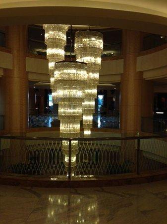 One World Hotel : Main lobby
