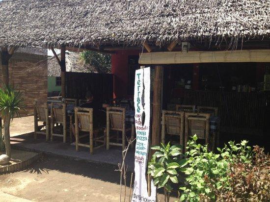 Terrace Cafe & Resto: Esterno1