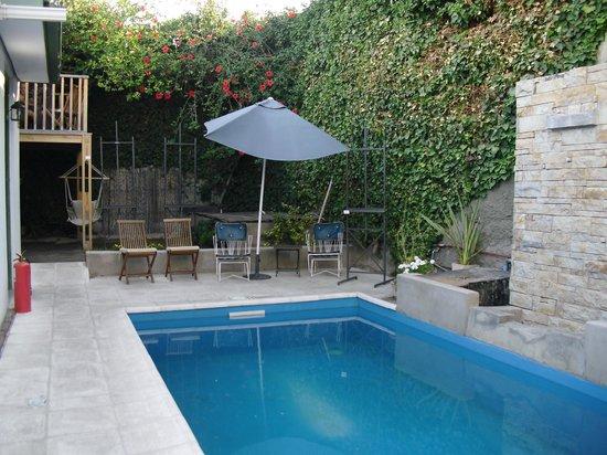 Bohemia Hotel Boutique: pool