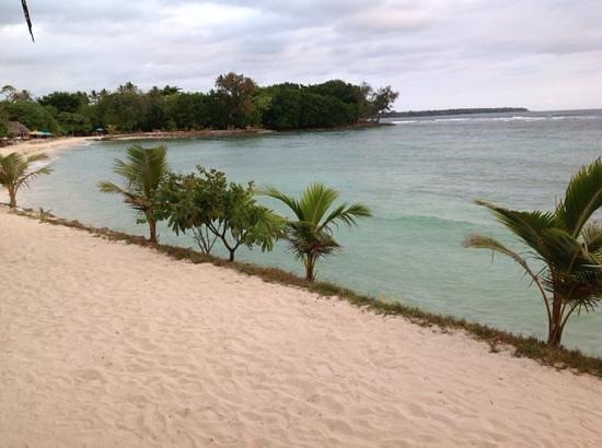 Surfside Vanuatu : the view from our front door