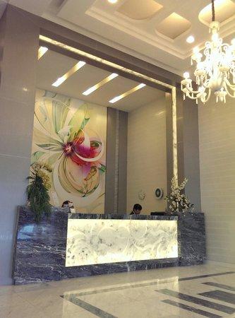 Pratunam City Inn : Hotel front