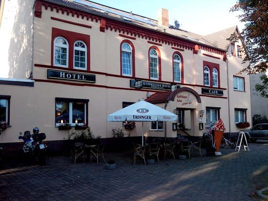 Kyffhauser Hotel Goldene Aue