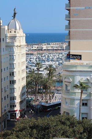 Mendez Nuñez: Explanada y Puerto de Alicante