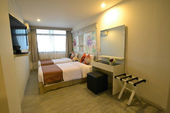 Pratunam City Inn: Standard room