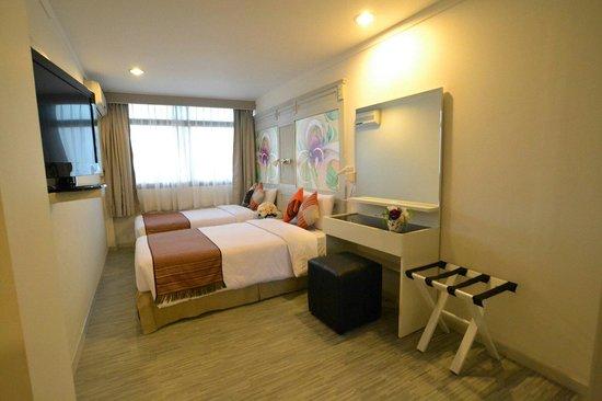 Pratunam City Inn : Standard room