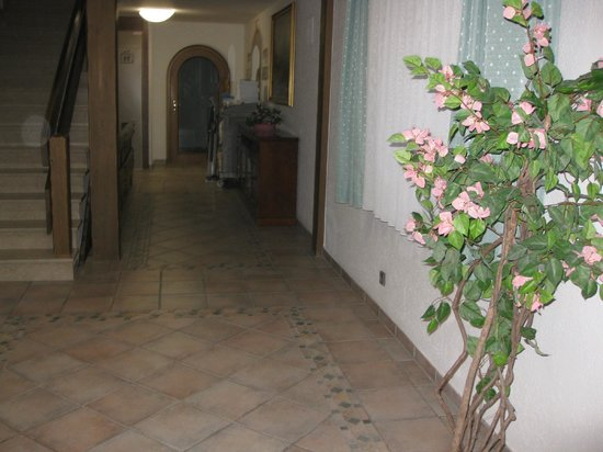 Hotel Goggl: в коридоре отеля
