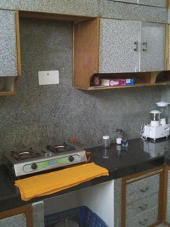 Tatvamasi Homestay : Kitchenette02