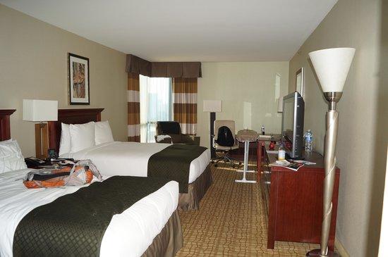 Doubletree Hotel Bethesda: Standard room