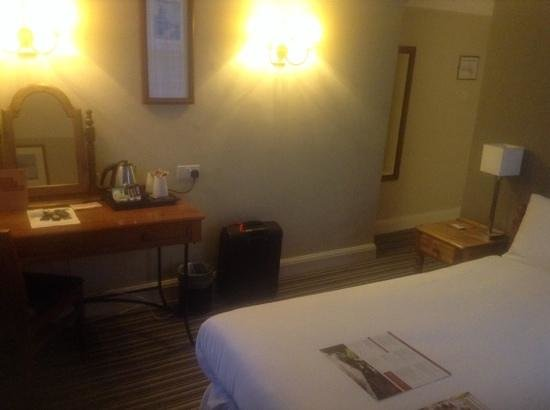 Innkeepers Lodge St Albans, London Colney: double room