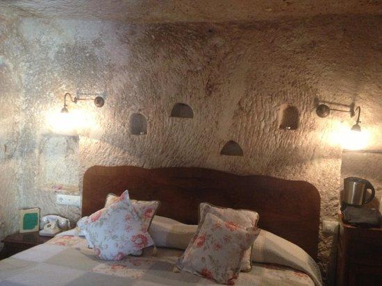 Meleklerevi Cave Hotel: Odamız