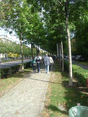 Andrassy Avenue : Andrassy ut