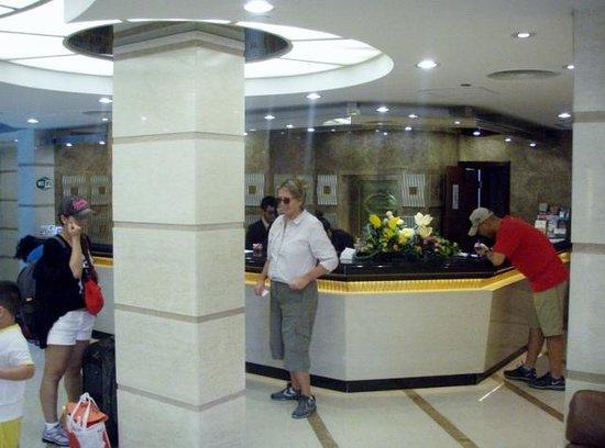 Guia Hotel: lobby