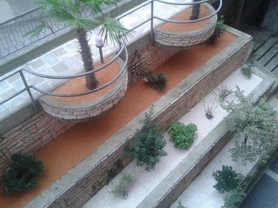 Villa delle Rose : Ausblick vom Zimmer