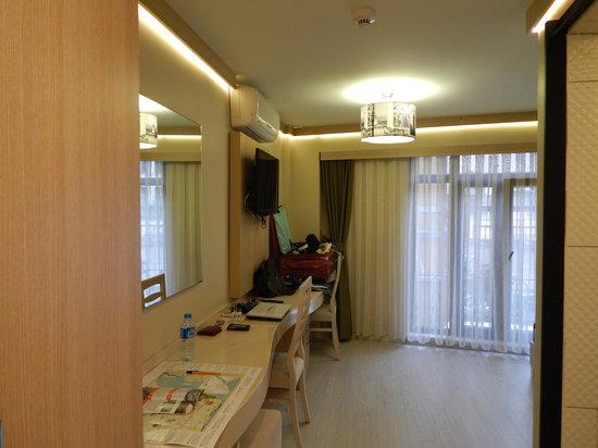 The Beyoglu House: Room1