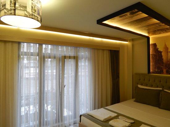 The Beyoglu House: Room3