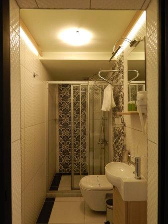 The Beyoglu House: Bathroom