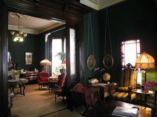 The Inn San Francisco: Frühstücksraum